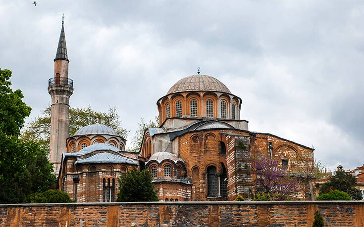 Το Χριστιανικό μοναστήρι που έγινε τζαμί στα χέρια του Ερντογάν!