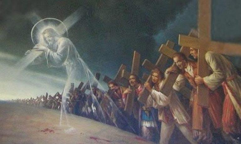 Οι θλίψεις, οι δοκιμασίες και τα βάσανα είναι η οδός των Αγίων…
