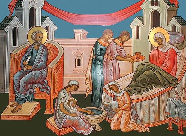 Στις 8 Σεπτεμβρίου γεννήθηκε η Παναγία, η προσευχή της μητέρας της για να αποκτήσει παιδί…