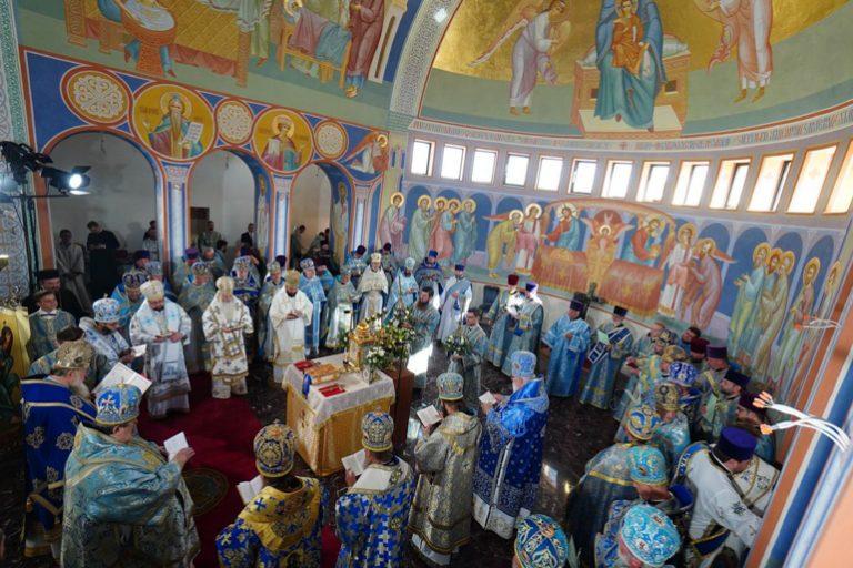 Εγκαίνια του νέου Ιερού Ναού της Αγίας Σοφίας στη Βαρσοβία