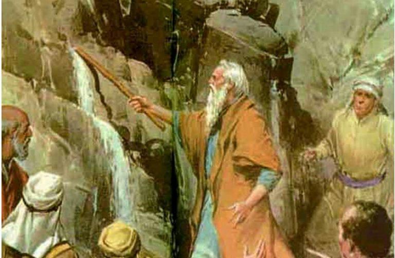 ΦΩΣ στο τυφλό παιδί του καπετάνιου – Το νερό στο βράχο που «ξεδίψασε» την ψυχή τους!