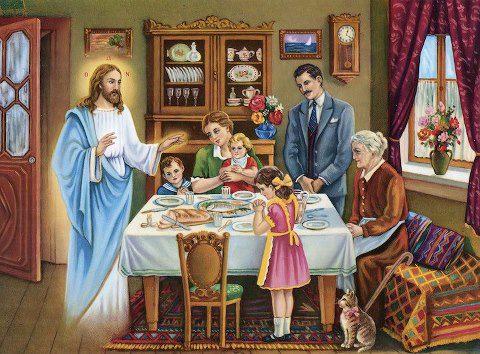 «Πάτερ ημών, ο εν τοις ουρανοίς, αγιασθήτω το όνομά Σου, ελθέτω η βασιλεία Σου…»