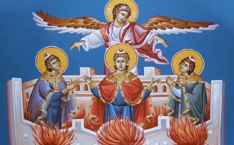 «Στείλε τους ΘΕΕ μου Άγγελο να τα προστατεύει κάθε στιγμή…»
