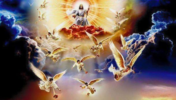 Ο Υιός είναι ανώτερος από τους αγγέλους