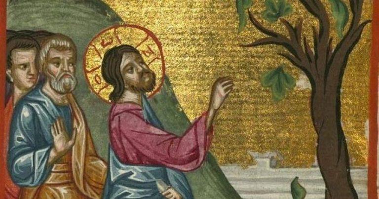 Μεγάλη Δευτέρα: Η μνήμη του Πάγκαλου Ιωσήφ και η Άκαρπη Συκιά…
