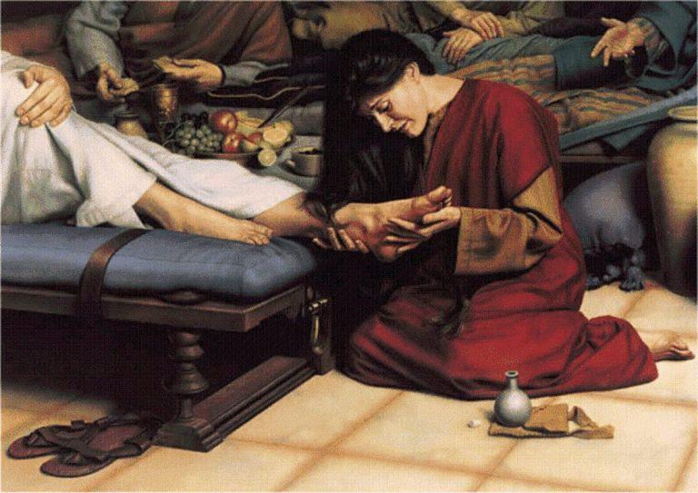Μεγάλη Τρίτη: Οι δύο παραβολές και το τροπάριο της Κασσιανής (ΒΙΝΤΕΟ)