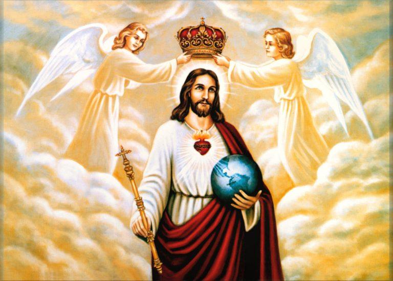 Μόνο ο αληθινός βασιλιάς, Ιησούς Χριστός μπορεί να πεθάνει για τον λαό του