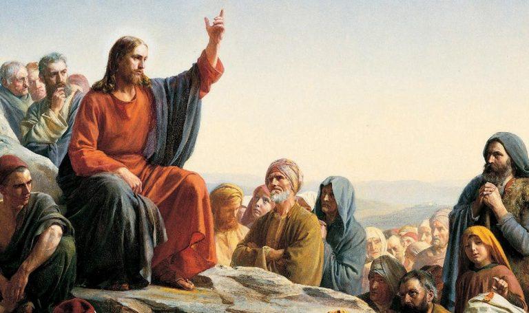 «Όποιος με ακολουθήσει ν' απαρνηθεί τον εαυτό του και να σηκώσει το σταυρό του»