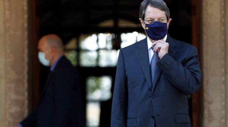 Απογοήτευση Αναστασιάδη στη Γενεύη, λύση δύο κρατών ζήτησε ο Τατάρ