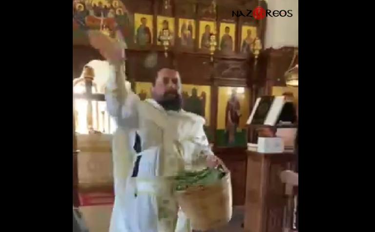 «Ανάστα ο Θεός κρίνων την γην…» – Πρώτη Ανάσταση στον Άγιο Μάριο της Κύπρου (ΒΙΝΤΕΟ)