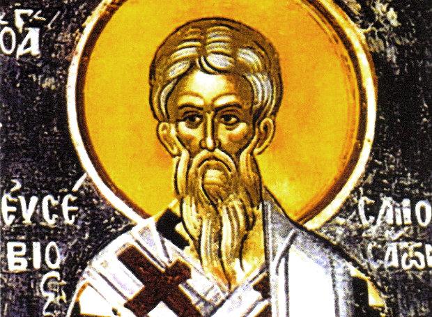 Άγιος Ευσέβιος, τιμάται 22 Ιουνίου