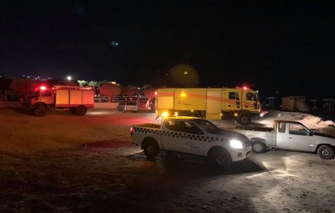 Τραγωδία στη Σάμο/Συντριβή αεροσκάφους