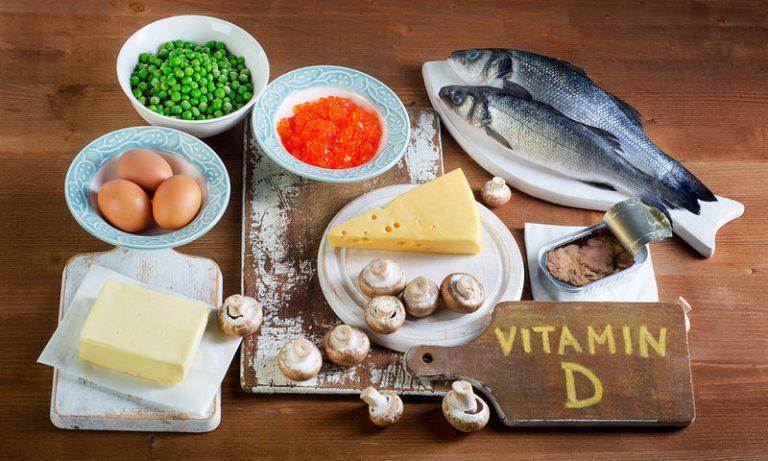 Βιταμίνη D: Η σχέση της με τα συμπτώματα κόπωσης/Οι τροφές στις οποίες θα τη βρείτε…