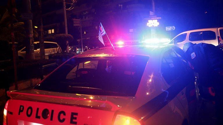 Επίθεση με μολότοφ στο Αστυνομικό Τμήμα Ζωγράφου