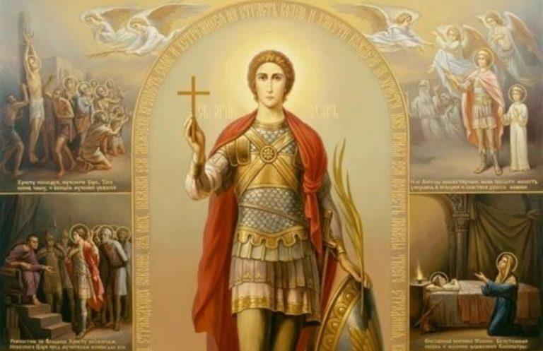 Τη νύχτα χριστιανικά χέρια, έθαψαν ευλαβικά τους επτά μάρτυρες της πίστης